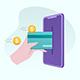 Elya - Wallet & Finance Illustrations Pack - GraphicRiver Item for Sale