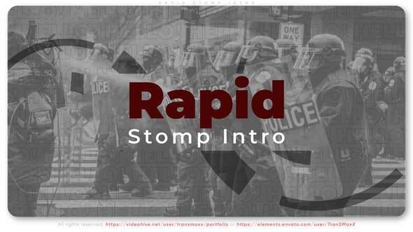 Rapid Stomp Intro
