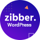Zibber - Business Consulting WordPress Theme - ThemeForest Item for Sale