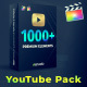 YouTube Pack - Final Cut - VideoHive Item for Sale