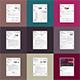 Tessera BOX VIII - GraphicRiver Item for Sale
