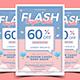 Flash sale Flyer - GraphicRiver Item for Sale
