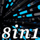 Neon Vj Loops - VideoHive Item for Sale