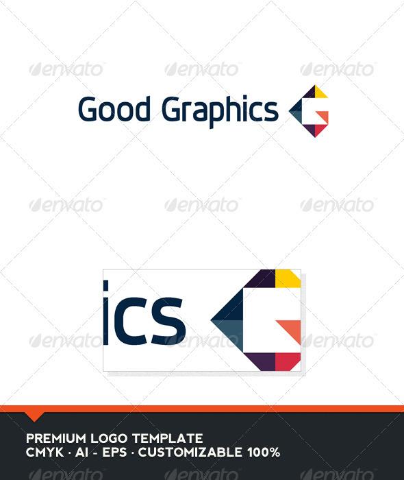 Good Grapphics Logo Template