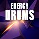 Energetic Stomp Clap Logo