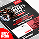 Firearms Safety Training Course Flyer Template - GraphicRiver Item for Sale