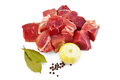 Pork with onion and bay leaf - PhotoDune Item for Sale