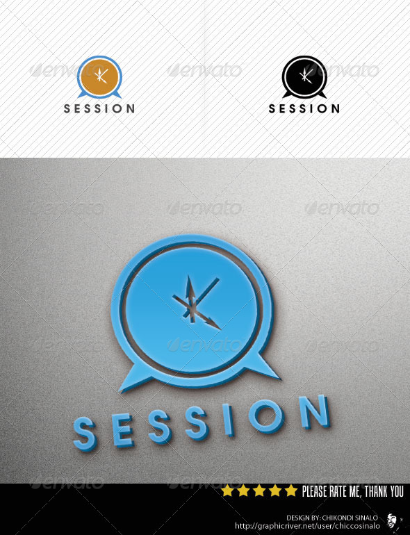 Session Logo Template