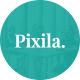 Pixila - Creative Multipurpose XD Template - ThemeForest Item for Sale