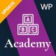 KidsAcademy - Kids, Kindergarten & Preschool WordPress Theme - ThemeForest Item for Sale