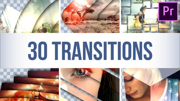 Creative Transitions 2