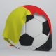 Football Flag Logo - Soccer - VideoHive Item for Sale