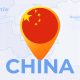 China Map - People's Republic of China Travel Map - VideoHive Item for Sale