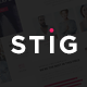 Stig - Multipurpose One/Multi Page Template - ThemeForest Item for Sale
