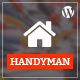 Handyman - Job Board WordPress Theme - ThemeForest Item for Sale