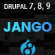 Jango | Highly Flexible Component Based Drupal 7, 8, 9 Theme - ThemeForest Item for Sale