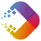 Abstract Technologies Pixel Logo - GraphicRiver Item for Sale