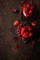 cheesecake with raspberry - PhotoDune Item for Sale
