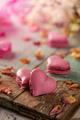 Heart shaped macaroons - PhotoDune Item for Sale