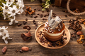 Choclate and coffee mousee cake - PhotoDune Item for Sale