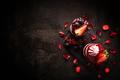 Mini round strawberry cheesecake - PhotoDune Item for Sale