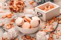 Pile of macaroons cookies - PhotoDune Item for Sale