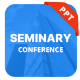 Seminary - Seminar Conference PowerPoint Presentation Template - GraphicRiver Item for Sale