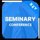 Seminary - Seminar Conference Keynote Presentation Template - GraphicRiver Item for Sale