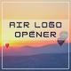 Air Logo Opener - AudioJungle Item for Sale