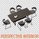 Perspective Interior Furniture [ vol 1] - GraphicRiver Item for Sale