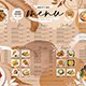 Modern Menu Board - GraphicRiver Item for Sale