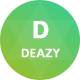 Deazy - Bootstrap 5 Landing Page Template - ThemeForest Item for Sale