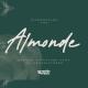 Almonde - Modern Signature Font - GraphicRiver Item for Sale