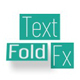 Text Fold Fx - VideoHive Item for Sale