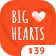 BigHearts - Charity & Donation WordPress Theme - ThemeForest Item for Sale