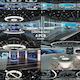 Virtual TV Studio Collection Vol 7 - 4 PCS DESIGN - 3DOcean Item for Sale