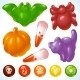 Halloween Food 3. Creepy Treats and Tasty Eats - GraphicRiver Item for Sale