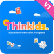 Thinkids - Fun Games & Education PowerPoint Template - GraphicRiver Item for Sale