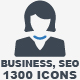 Business, SEO Development Icons - GraphicRiver Item for Sale