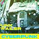 Cyberpunk Trailer - VideoHive Item for Sale