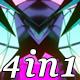 Morphing Neon - VJ Loop Pack (4in1) - VideoHive Item for Sale