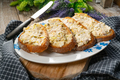 Sandwiches with a paste of mackerel, egg and cucumber. - PhotoDune Item for Sale