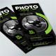 DL Photography Studio Flyer V4 - GraphicRiver Item for Sale