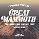 Great Mammoth - GraphicRiver Item for Sale