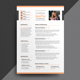 Modern Resume Word - GraphicRiver Item for Sale