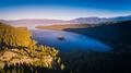 Aerial View of Emerald Bay in Lake Tahoe, California - PhotoDune Item for Sale