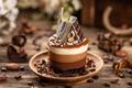 Coffee and chocolate cake - PhotoDune Item for Sale