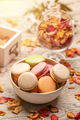 Delicious french macaroons - PhotoDune Item for Sale