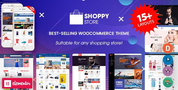 Review: ShoppyStore - Multipurpose Elementor WooCommerce WordPress Theme (15+ Homepages & 3 Mobile Layouts) free download Review: ShoppyStore - Multipurpose Elementor WooCommerce WordPress Theme (15+ Homepages & 3 Mobile Layouts) nulled Review: ShoppyStore - Multipurpose Elementor WooCommerce WordPress Theme (15+ Homepages & 3 Mobile Layouts)