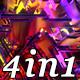 Virtual Neon - VJ Loop Pack (4in1) - VideoHive Item for Sale